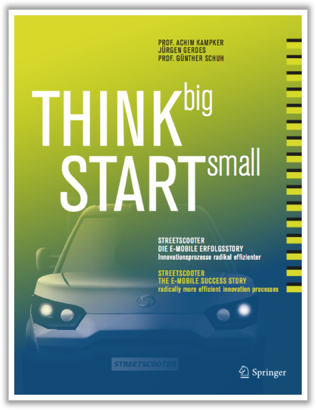 Streetscooter Die E Mobile Erfolgsstory Think Big Start Small